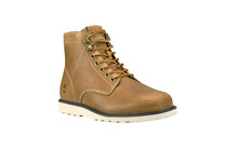 Timberland Men's EK Newmarket Wedge Boot trapper tan nubuck